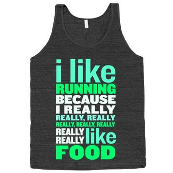 I Like Running (Food)