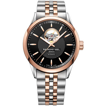 Raymond Weil - Men's Freelancer Bicolour Automatic Watch 2710-SP5-20021