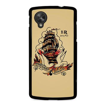 SAILOR JERRY Nexus 5 Case Cover