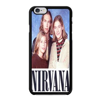 Nirvana Hanson iPhone 6/6S Case