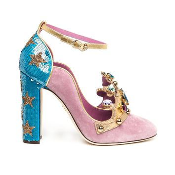 Crown Pumps by Dolce & Gabbana