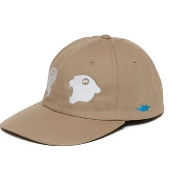 rarepanther — KHAKI RP-13© FACING PANTHER CAP