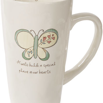 Aunts hold a special place in our hearts Mug