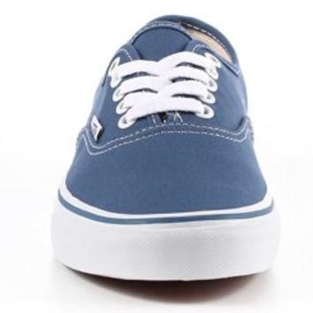 Vans Authentic Skate Shoes - navy - Free Shipping