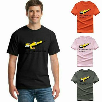 CANT SOMEONE ELSE JUST DO IT T ?NIKE Copy funny t shirts
