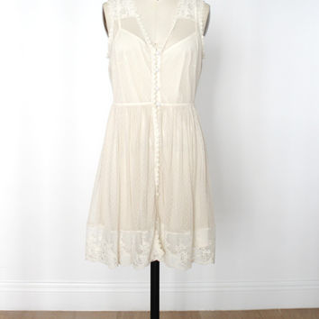 Romantic Tulle And Lace Dress (Ark & Co.)