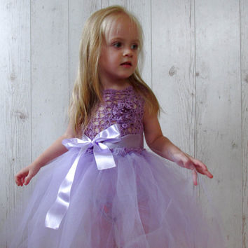 Sofia the First Inspired Tutu Dress