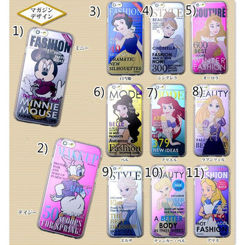 Beauty Princess In Magazine Any Phone Case CP153337
