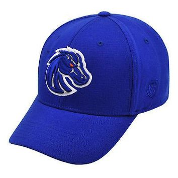 Licensed Boise State Broncos NCAA One Size One Fit Wool Hat Cap St Top of the World KO_19_1