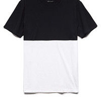 Colorblocked Tee