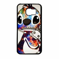 Stitch Disney Galaxy Samsung Galaxy S6 Case