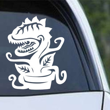 The Little Shop of Horrors Die Cut Vinyl Decal Sticker
