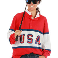 USA Rugby Eagles Polo
