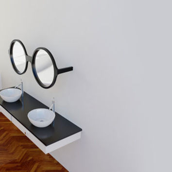 conception of mirrow frames - Reflect Me on Industrial Design Served
