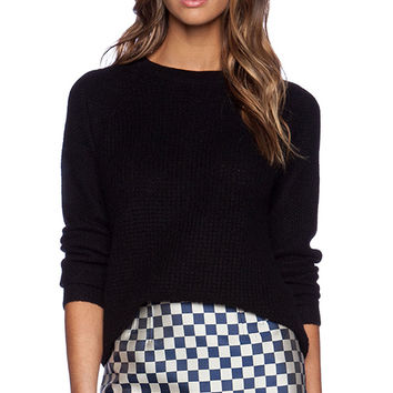 Marc by Marc Jacobs Hamilton Sweater in Black