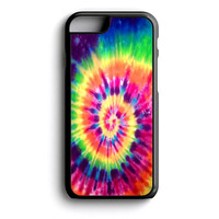 tie dye spiral iPhone 4s iPhone 5 iPhone 5c iPhone 5s iPhone 6 iPhone 6s iPhone 6 Plus Case | iPod Touch 4 iPod Touch 5 Case