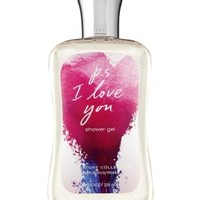 Bath & Body Works P.S. I Love You Shower Gel 10 Oz