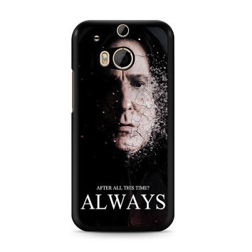 Severus snape always after all this time Htc M8 Case
