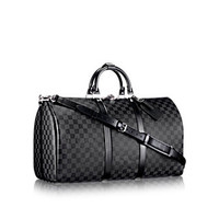 Products by Louis Vuitton: Keepall 55 Bandoulière