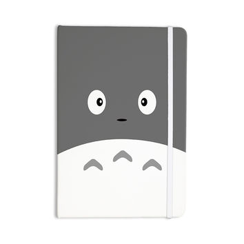 "Jackie Rose ""My Neighbor"" Grey Animal Everything Notebook"