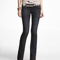 ZELDA BARELY BOOT JEAN at Express