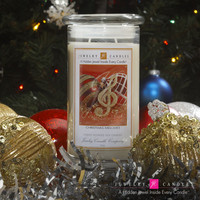 Christmas Melodies Jewelry Candle