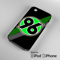 Hannover 96 Logo A0256 iPhone 4S 5S 5C 6 6Plus, iPod 4 5, LG G2 G3, Sony Z2 Case