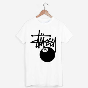 stussy feature the 8 ball T Shirt
