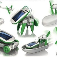 CSL Robotikits 6-in-1 Solar Kit
