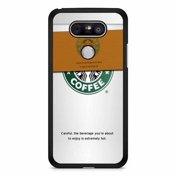 Starbucks Coffee Cup LG G5 Case