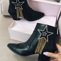 PRE-ORDER Shannon Loves Tequila Star Boot
