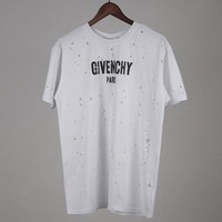 Boys & Men Givanchy Fashion Casual Shirt Top Tee