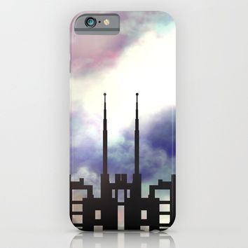 Cityskape iPhone & iPod Case by Moonlit Emporium