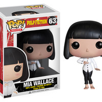 Funko POP Mia Wallace 63 Pulp Fiction Funko POP! Movies Vinyl Figure