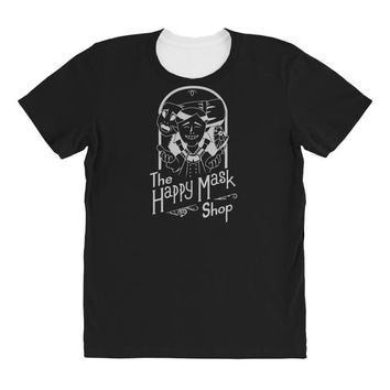 happy mask store All Over Women's T-shirt