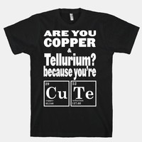 Are You Copper and Tellurium? | HUMAN