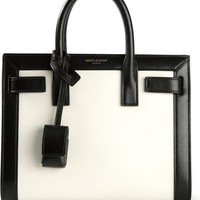 Saint Laurent Small 'sac De Jour' Tote - Luisa World - Farfetch.com