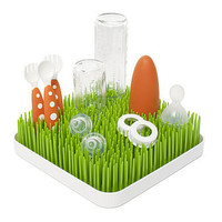 grass bottle drying rack by lula sapphire | notonthehighstreet.com