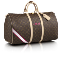 Products by Louis Vuitton: Keepall 55 Mon Monogram