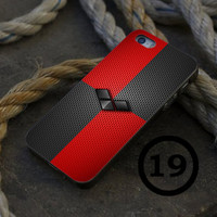 Harley Quinn Diamond - iPhone 4/4s, iPhone 5/5S, iPhone 5C and Samsung Galaxy S3/S4 Case.
