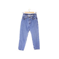 90s JORDACHE high waisted jeans - vintage 1990s -  27 - 28 waist - womens size 7 - 8