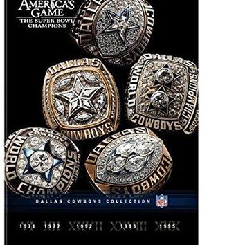 Dallas Cowboys & Nfl Films - NFL: America's Game: Dallas Cowboys