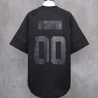 Extended no.00 Jersey Short Sleeve
