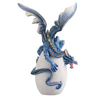 Park Avenue Collection Gothic Dragon Hatchling Statue