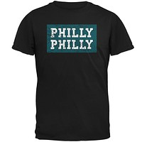Philly Philly Mens Soft T Shirt