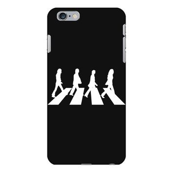 beatles white logo rock band legend iPhone 6 Plus/6s Plus Case
