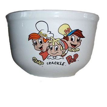 Kelloggs Cereal Bowl 2001