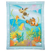 Disney Baby - Nemo's Reef 4pc Crib Set