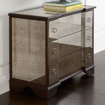 Barclay Butera Baldwin Mirrored Chest