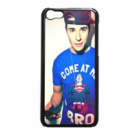 Jake Miller Photo With Hat iPhone 5c Case